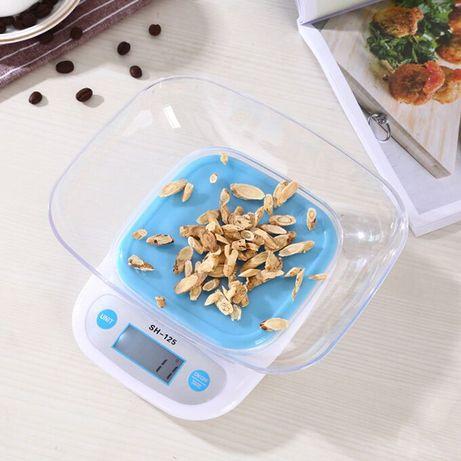 Кухонные весы от 1 г до 10 кг. Electronic Kitchen Scale SH125