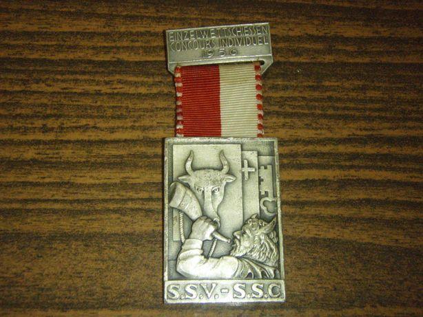 Medalie: S.S.V. - S.S.C. 1956