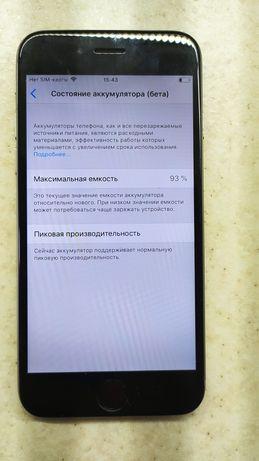 Продам iPhone 6/64