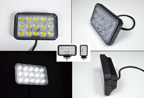 ЛЕД прожектор / работна лампа с 15 Epistar диода, 30W, 2100 лумена.
