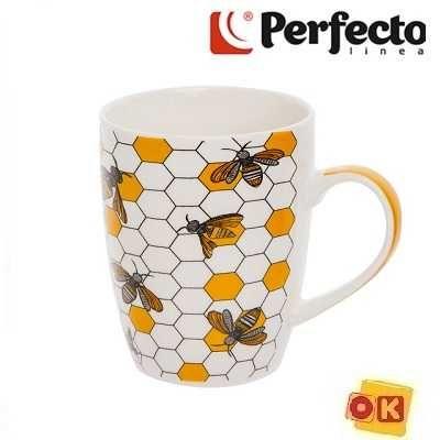 Кружка керамическая, чашка PERFECTO LINEA