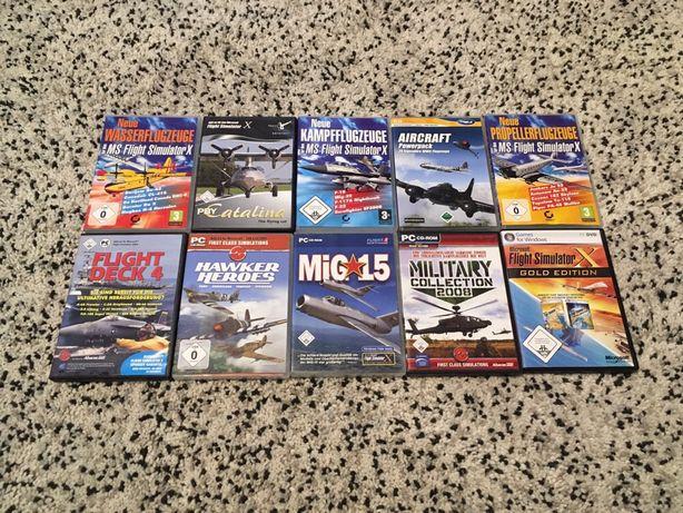 Vand/Schimb Colectie jocuri - Flight Simulator - Add ons