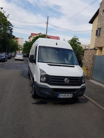 Vand VW Crafter