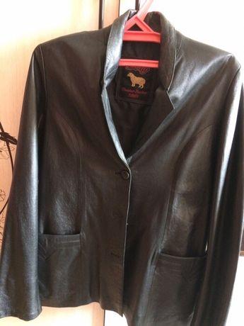 Срочно!!! Натуральная женская кожаная куртка