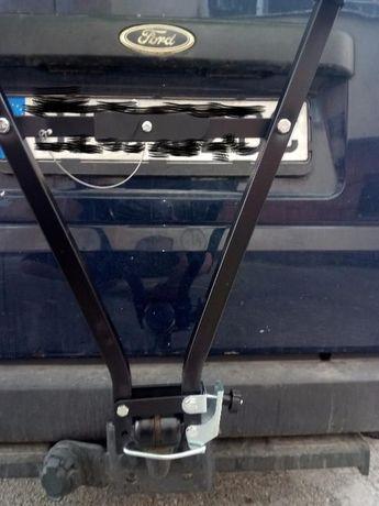 Багажник за колело / велосипед със захващане на теглича на автомобил