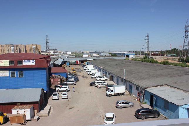 Аренда склад ответхранения-складской аутсорсинг Астана от 100 квм с ЖД