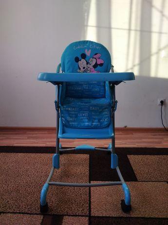 Раскладной детский стул