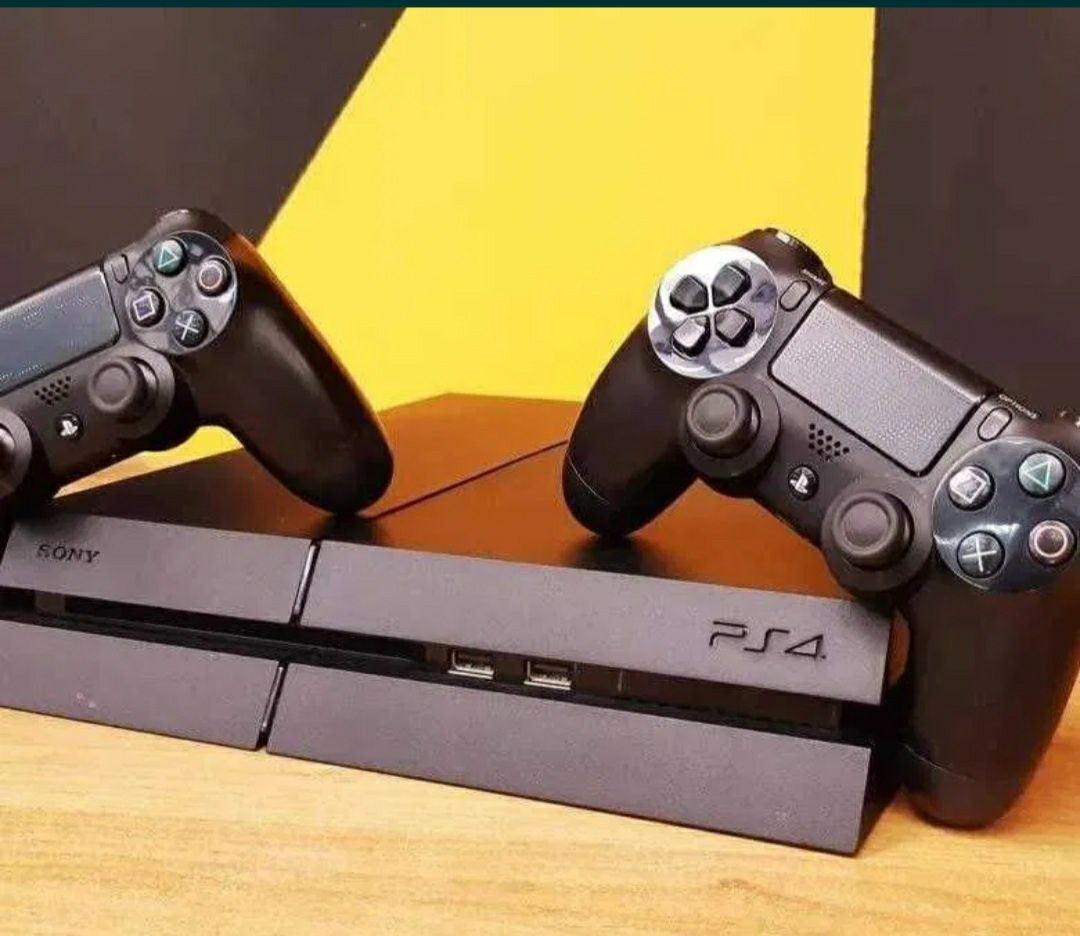 Прокат приставки Sony PlayStation 4 доставка бесплатно 3000