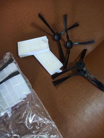HEPA филтри за прахосмукачка робот SilverCrest и ILIVE и четки