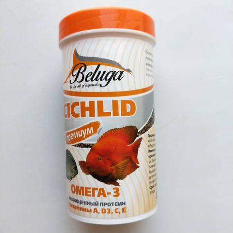 Корм витаминный для цихлид