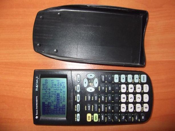 calculator stiintific grafica de birou texas instruments ti 82 stats