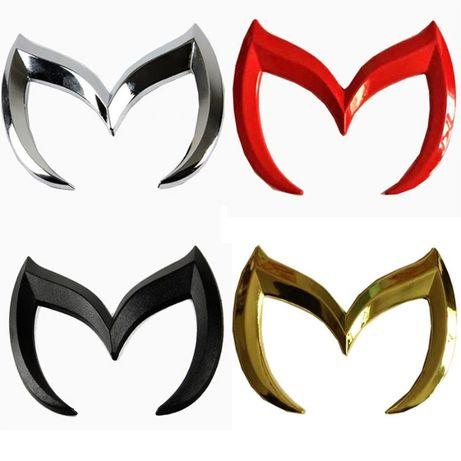 Емблема Мазда/ Mazda метална