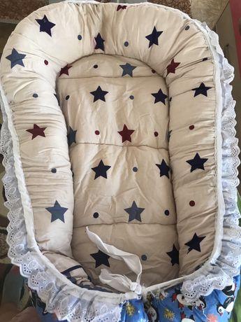 бортик кроватка для малыша