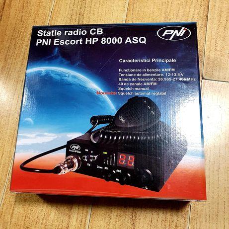 Stație radio CB  PNI HP8000 (noua)