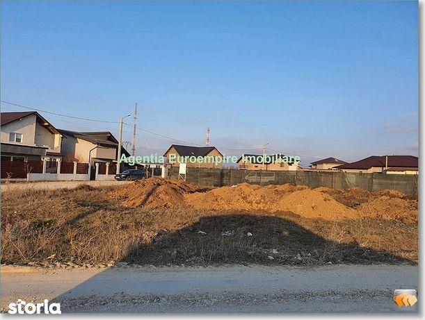vand lot de casa in Agigea zona moara