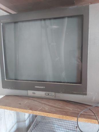 Телевизор горизонт отл состояния