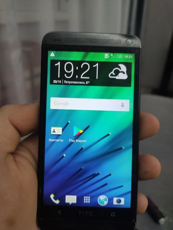 HTC One в хорошем состоянии