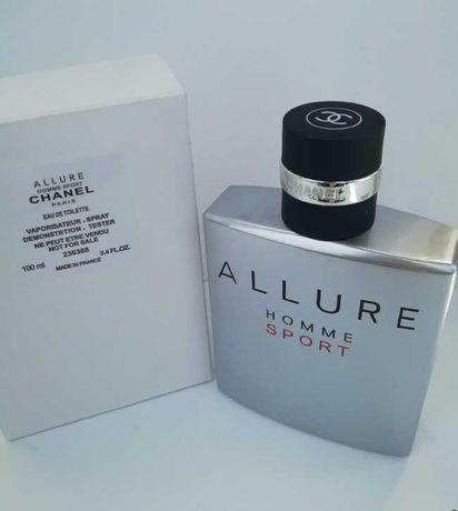 Хит! мужской аромат Chanel Allure Homme Sport 100ml по доступной цене