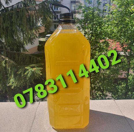 produc ulei de floarea soarelui presat la rece SAU vand ulei de floare