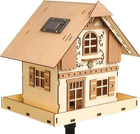 Casuta lemn decorativa pentru gradina sau curte