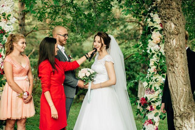 Ведущая на свадьбу, юбилей, выпускной, тамада, ди джей