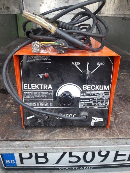 Електрожен