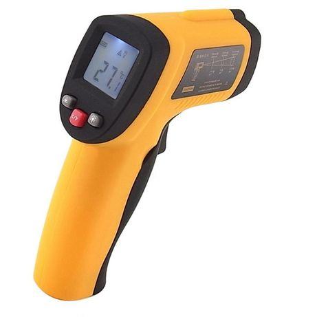 1043 Безконтактен инфрачервен термометър с обхват -50 - 380°C