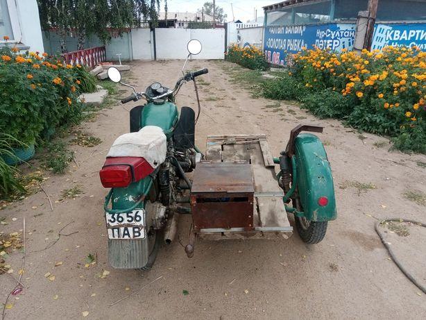 Мотоцикал урал продам