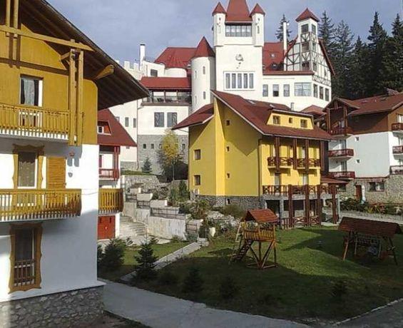 Poiana Braşov: Închiriez apartament/e, 3 camere+2 băi, în vile P+1+M