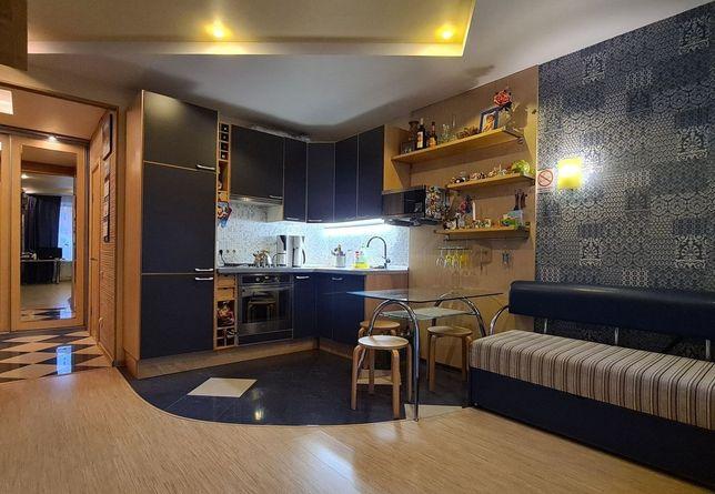 Сдаётся 2ух комнатная квартира на долгий срок. В районе КарГУ