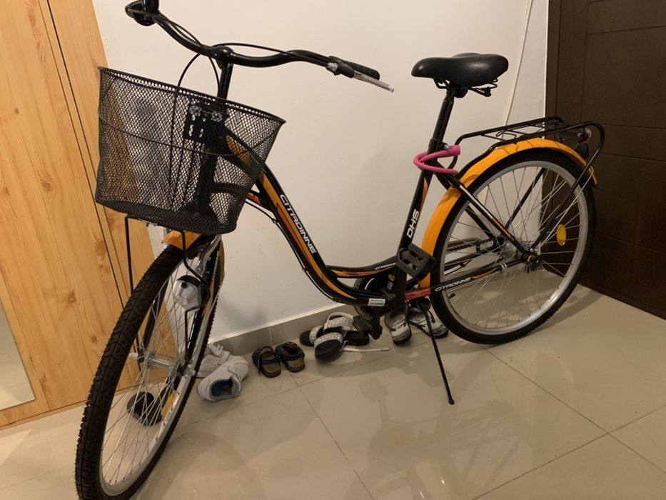 Bicicleta DHS CITADINNE sau schimb (+diferenta) cu Nintendo Switch Bucuresti - imagine 1
