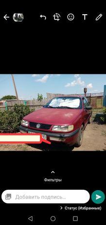 Продам машину пассат б4