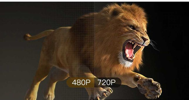 Новый проектор M8w Wi-Fi, 4000 люмен, 30000 часов. Гарантия. Рассрочка