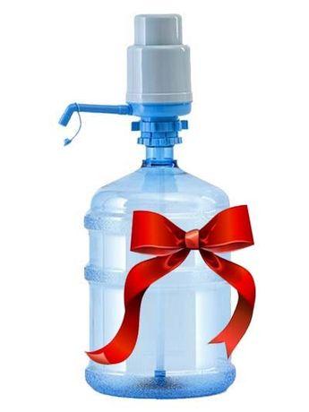 Доставка бутилированной воды.