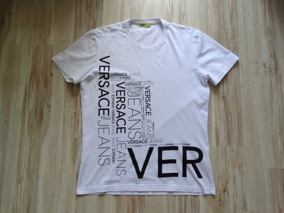 Оригинална Versace Jeans Couture мъжка тениска размер L