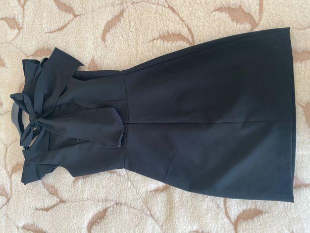 Rochie neagră zara
