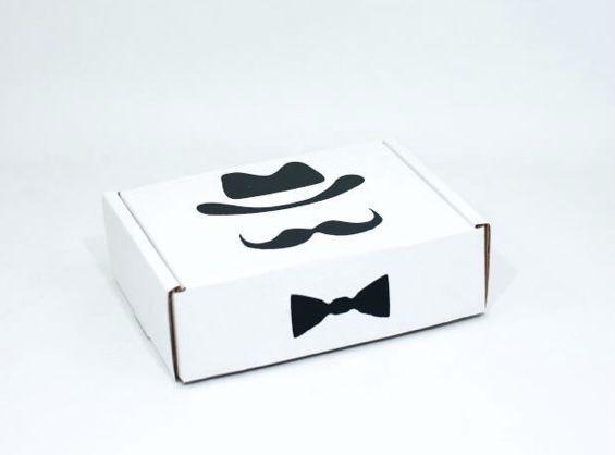 Крафт коробки для бокса