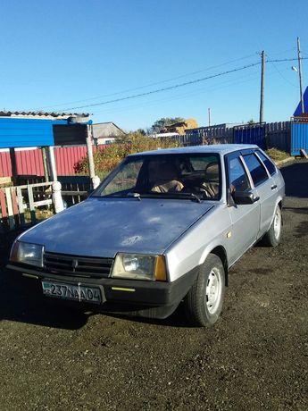 Продам машину ВАЗ 2109