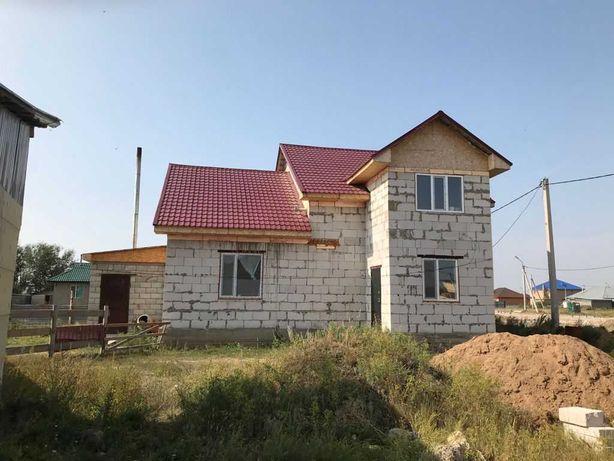 Частный дом с времянкой в Талапкер, Новостройка