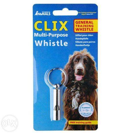Fluier CLIX Multi-Purpose pentru dresaj caini