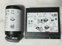 Kit pana Compresor auto umflat roti original Audi Q5 Q7 Suv 3,5 bari