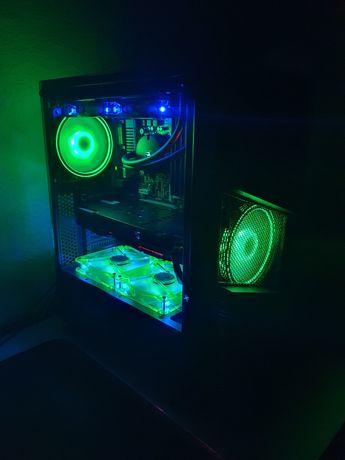 Компьютер 1060 6gb / Системный блок i7-3770k/ Игровой ПК 16 ОЗУ