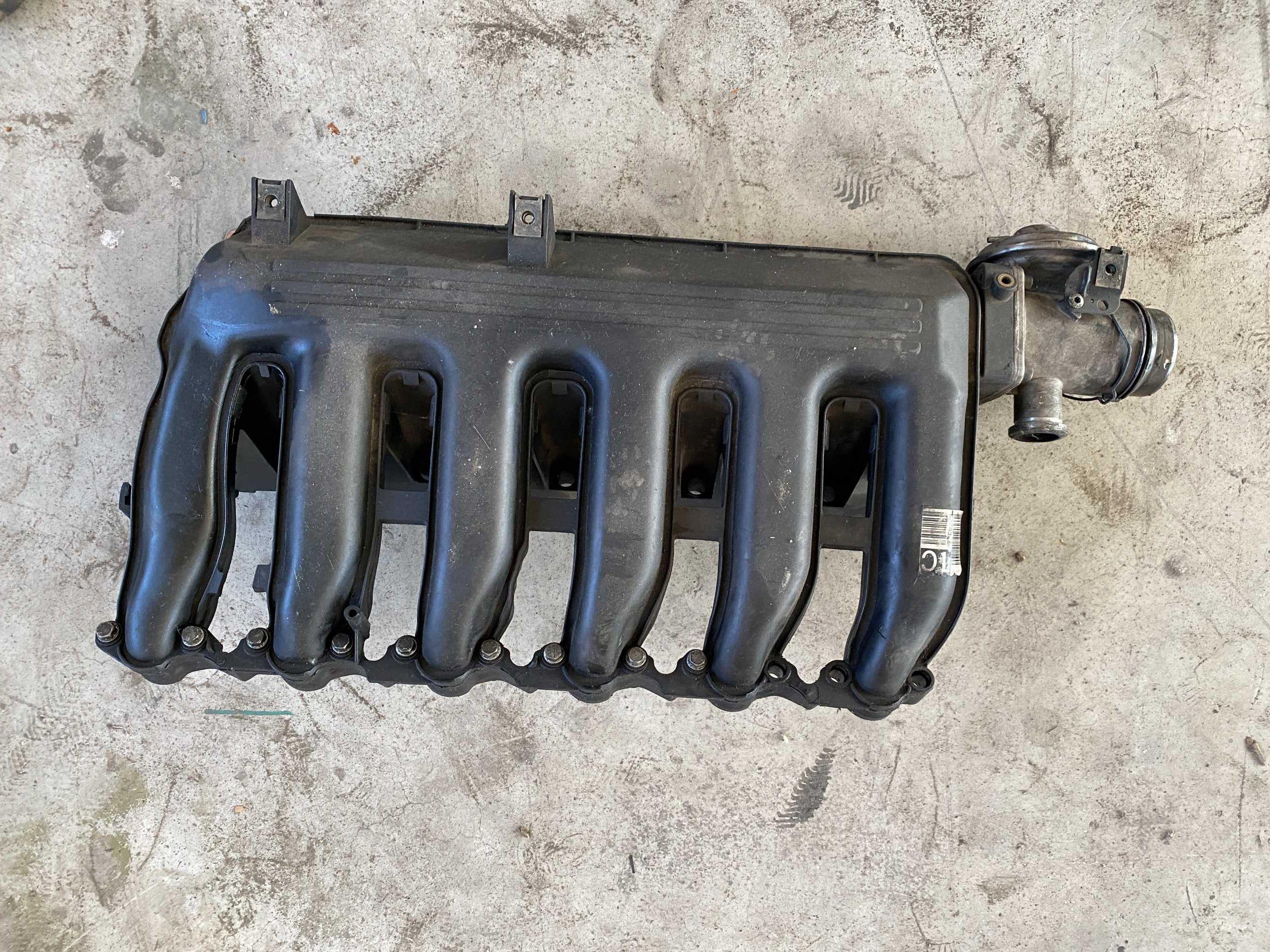 Всмукателен колектор - /БМВ/BMW/ - /е53 /x5/ - M57- 3.0D - 218кс