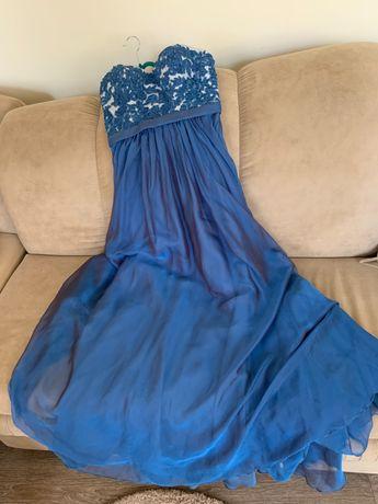 Елегантна стилна рокля, подходящ а за официални поводи- 36 размер