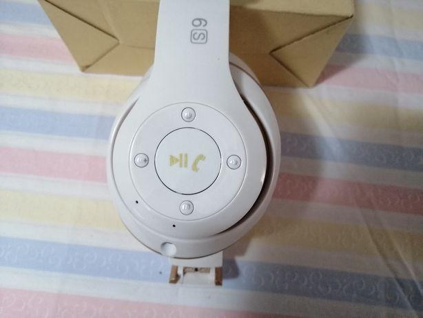 Căști audio S6, Bluetooth