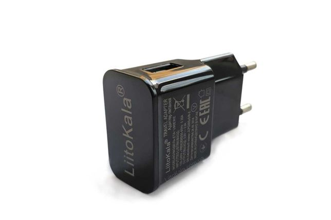 Блок питания LiitoKala Lii-U1 на 1 USB выход 2A