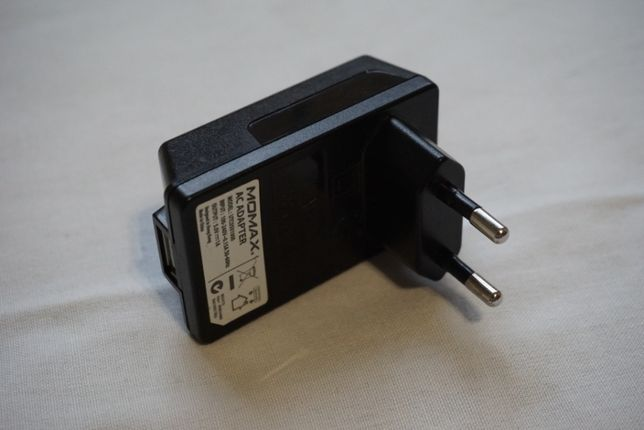 Încărcător priză USB - telefon - 5V 1A - Momax