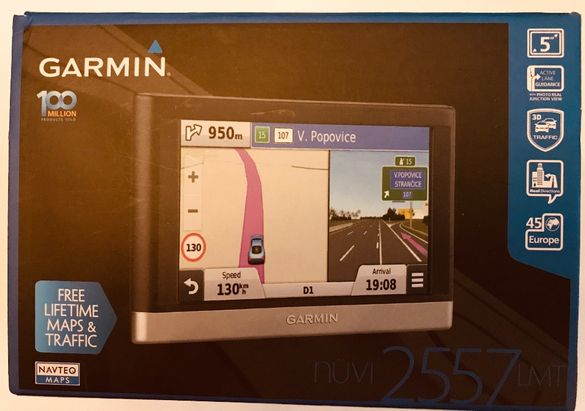 Garmin Nüvi 2557LMT GPS навигация