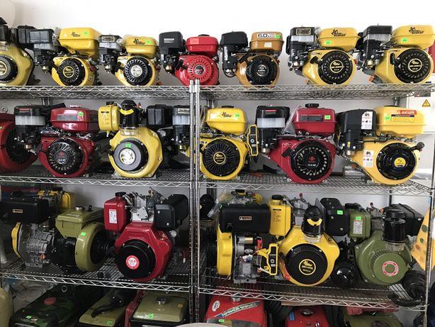 Motoare benzina/Diesel Cositoare,Banzic,Abric 5,5Cp-20Cp