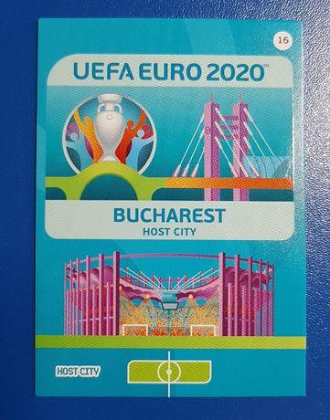 Cartonas cu Arena Nationala - EURO 2020